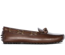 Loafer aus Antikleder