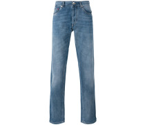 Jeans im Five-Pocket-Design - men - Baumwolle