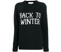 'Back to Winter' Pullover