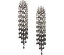 crystal cascade waterfall earrings