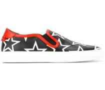 Sneakers mit Sterne-Print - women