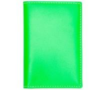 Super Fluo bi-fold wallet