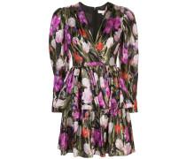 'Amelia' Kleid mit Blumen-Print