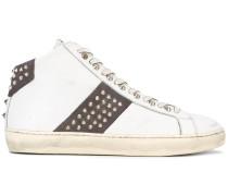 High-Top-Sneakers mit Nieten - men