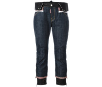 cropped trousers - women