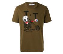 T-Shirt mit grafischem Print - men - Baumwolle