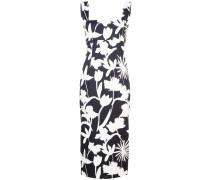 pencil silhouette dress