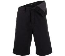 Asymmetrische Chino-Shorts