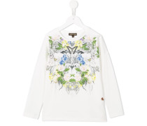 Top mit floralem Print - kids
