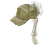- bow cap - women - Baumwolle/Polyester/Elastan