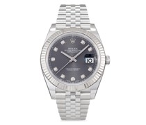 2021 ungetragene Datejust Oyster Perpetual 41mm