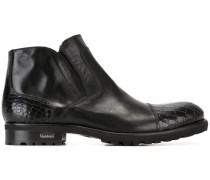 - Stiefel mit Reißverschluss - men - Leder/rubber