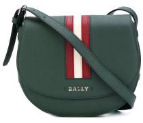 Handtasche mit Webstreifen
