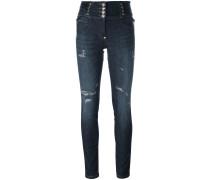 'Bouganvillea' SkinnyJeans