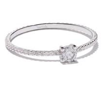 18kt 'Uzerai' Goldring mit Diamanten