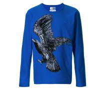 eagle print top