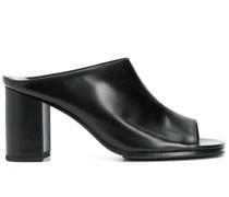 Schuhe mit Blockabsatz