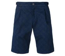 Shorts mit Print - men - Baumwolle/Elastan - 33