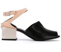 Sandalen in Colour-Block-Optik - women