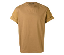- T-Shirt mit kurzen Ärmeln - men - Baumwolle - XS