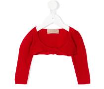 knit cropped jumper