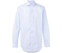 Hemd mit geometrischem Print - men - Baumwolle