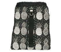 Rucksack mit Ananas-Print