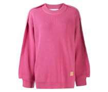 Pullover mit Patch