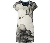 T-Shirt mit Print - women - Elastan/Bemberg