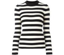 'Godard' Pullover mit Querstreifen
