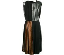 Kleid mit ärmellosem Design