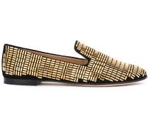 Loafer mit Nietenverzierung