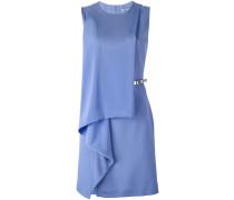 Kleid mit drapierter Front
