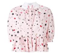Hemd mit Schößchen - women - Baumwolle - 40