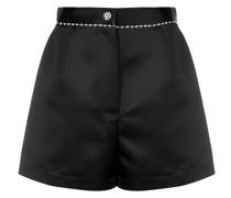 Shorts mit Kristallen