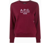 A.P.C. 'Rue Madame Paris' Sweatshirt