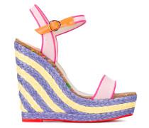 'Lucita Sand' Sandalen mit Wedge-Absatz