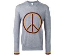 Pullover mit Peace-Zeichen