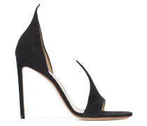pointed strap pumps
