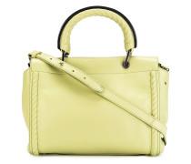 Handtasche mit rundem Henkel