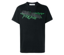'Rock Mirror' T-Shirt - men - Baumwolle - XXS
