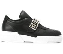 'Greca' Sneakers mit Riemen - women