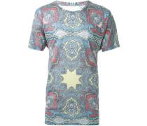 T-Shirt mit Paisley-Print