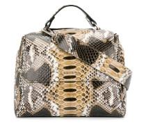 Handtasche aus Schlangenleder - Unavailable