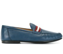 Loafer mit Streifendetail