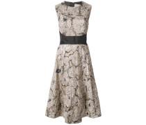 Enganliegendes Kleid mit Glitzer