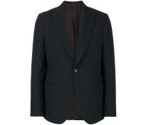 square print jacket