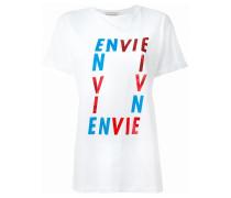 "T-Shirt mit ""Envie""-Print"