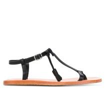 Sandalen mit Quasten - women - Leder - 36