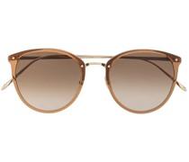 Runde Calthorpe Sonnenbrille